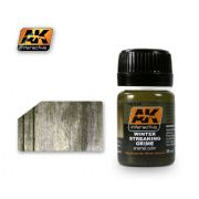 STREAKING GRIME FOR WINTER VEHICLES<br> AK014